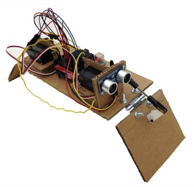 CardboardRobot